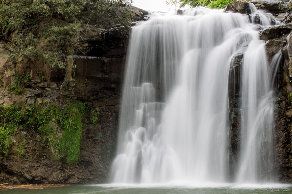 La cascata del Salabrone